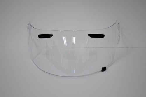 New Clear Transparent Visor Shield for ARAI RR4 Profile