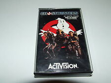 GHOSTBUSTERS by ACTIVISION for ZX SPECTRUM COMPLETE NICE CONDITION!