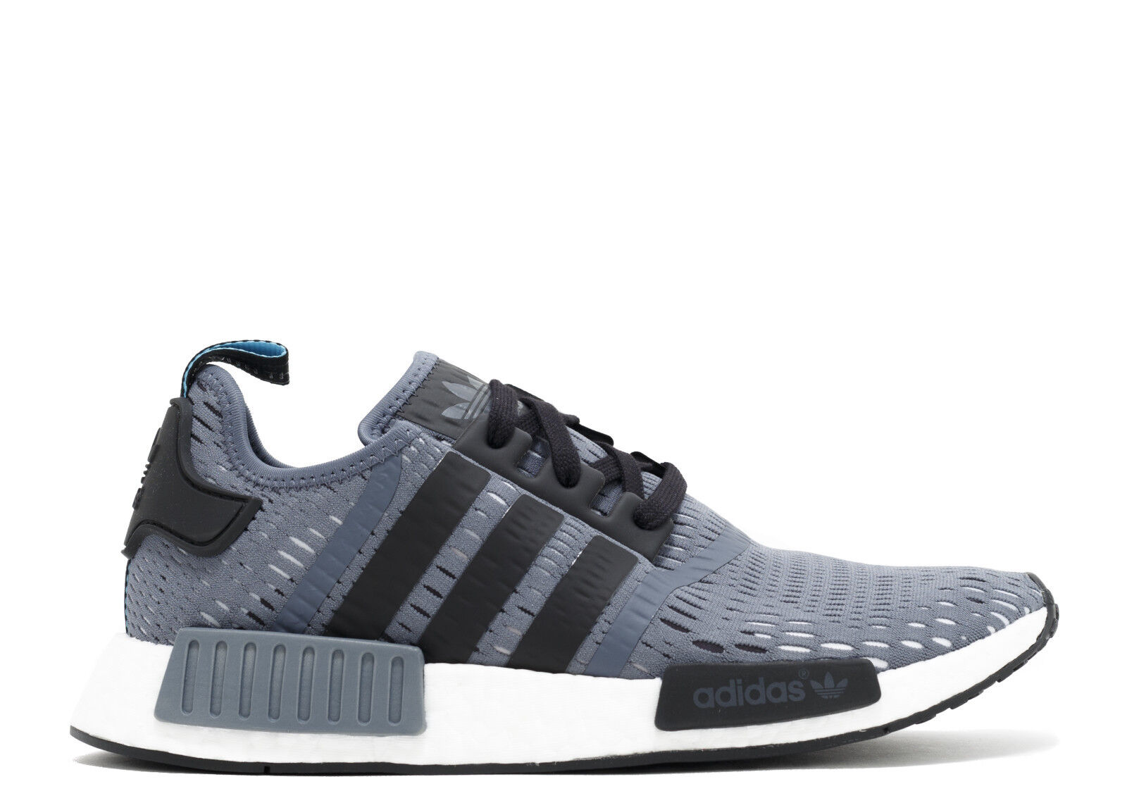 "MEN'S Adidas NMD_R1 ""Onix-Grey-Core Black"" BB1358 SZ 7-13 DS BNIB BOOST MESH USA"