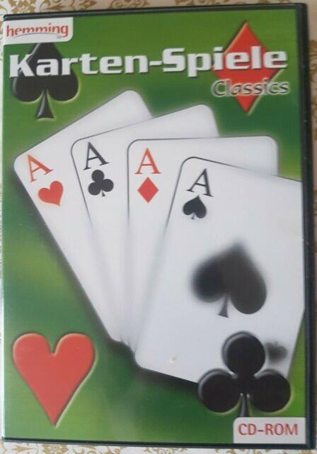 Karten-Spiele / Classics (PC CD ROM)  Kartenspiele