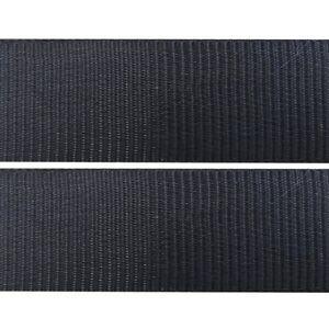 10-m-Ripsband-10mm-Webband-Borte-Zierband-Naehen-Band-Scrapbooking-Schwarz-C246