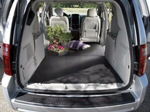 12 16 Dodge Grand Caravan New Molded Cargo Area Tray Mat Mopar