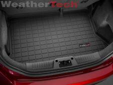 WeatherTech Cargo Liner for Ford Fiesta 5-Door Hatchback - 2014-2016 - Black