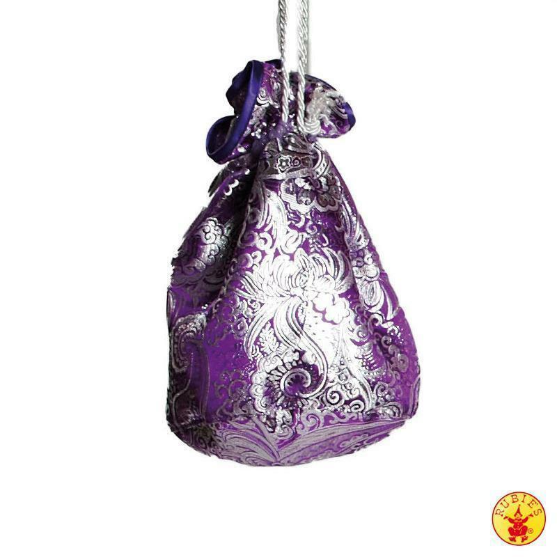 Charmant Sac Sac Violet Fille Princesse Sac Carnaval Neuf 9247 Pour Assurer Des AnnéEs De Service Sans ProblèMe