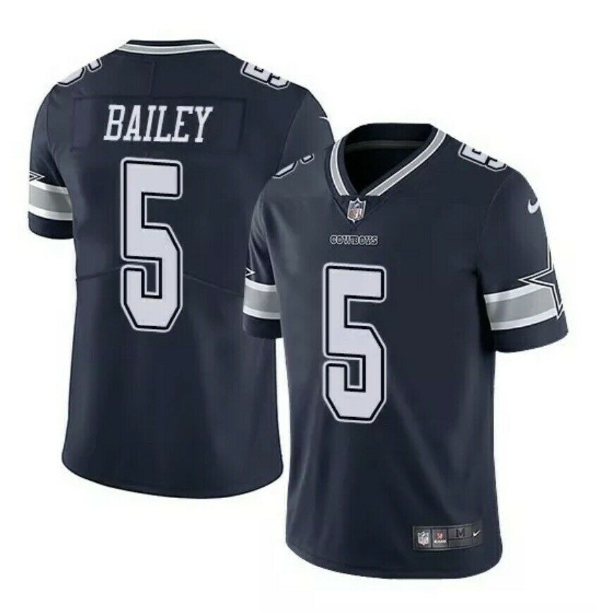dallas cowboys blue jersey