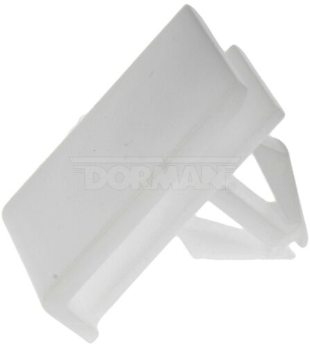 Rocker Panel Molding Retainer Dorman 963-219D fits 04-08 Chevrolet Malibu