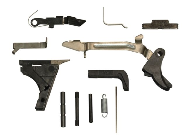 Full Replacement Parts Kit for Gen-3 GLOCK 22 35 .40 S&w 40 Lower ...