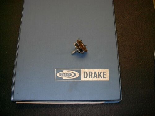 Drake WH-7 range switch