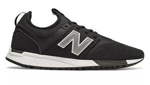 new balance 247 uomo nero