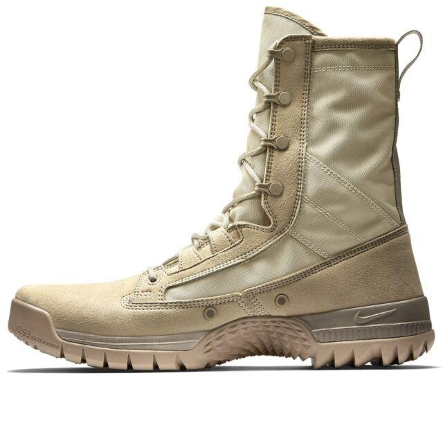 ba3b0d051ead5 Nike SFB Special Field 8 Men Boots British Khaki 631371 220 Multiple Sizes