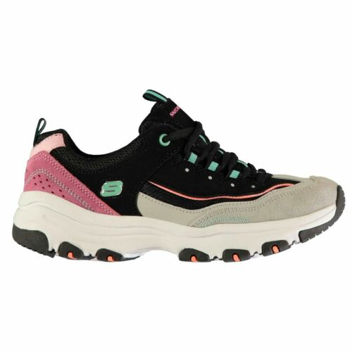 Womens Skechers Icon Dlite Trainers Runners Shoes Lightweight New