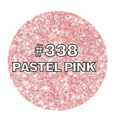 Pink Glitter Flowers Natural Cupcake Decorations Edible Toppers Sugar Free