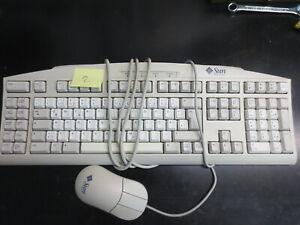 Sun Sparcstation Tastatur + Maus, Typ 6 deutsches Layout