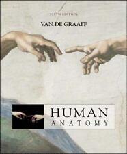 MP: Van De Graaff Human Anatomy 6e + OLC password card + ESP + StreteCreek's Atl