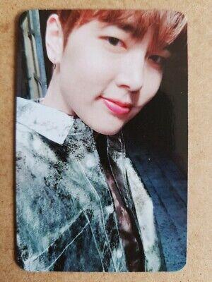 6th Mini Album SF9 DAWON #3 Authentic Official PHOTOCARD NARCISSUS