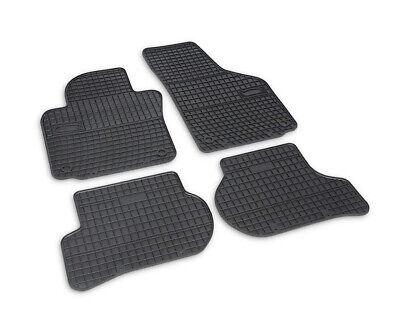 ab 1999 bis 2005 Kfz-Matten Gummi Fußmatten für Seat Leon I Bj