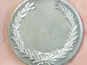 SILVER-1935-The-Smallholder-Championship-Medal-35mm-NO-WINNER-T24811