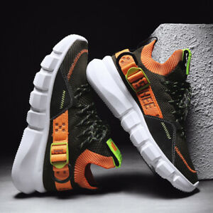 Men/'s Athletic Shoes Outdoor Sneakers Casual Trainers Sports Breathable New