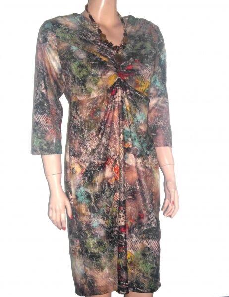 Traumhaft Tunika  Kleid Biba CS 024 Mandarin Neu Gr.42
