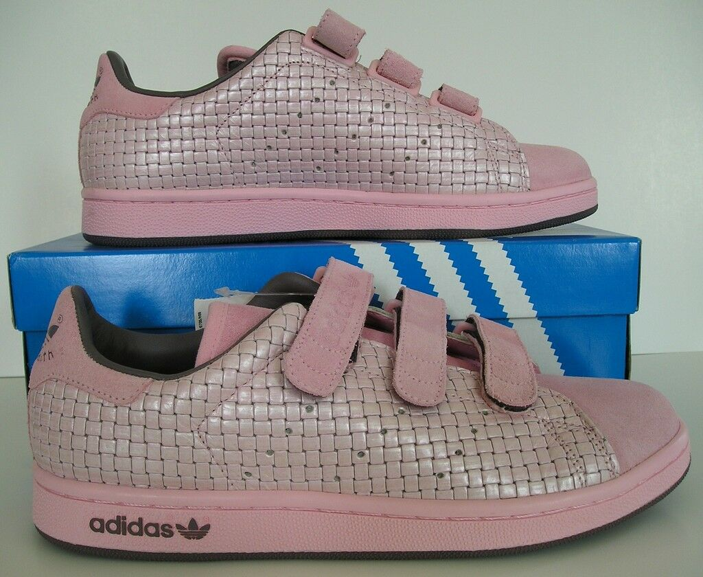 Raro - fafi adidas stan smith cm fafi - scarpe tesoro gazzella superstar ~ donne sz - 9 58c98e