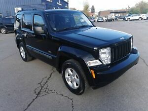 2010 Jeep Liberty SPORT NORTH ÉDITION