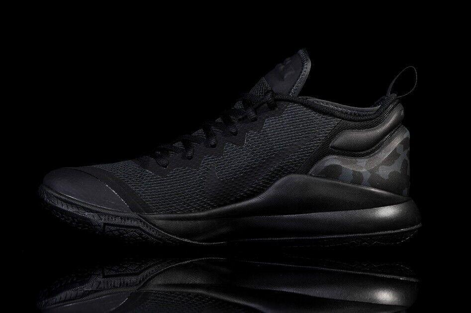 Nike LeBron WITNESS II Men's Basketball Trainers Black 942518-010