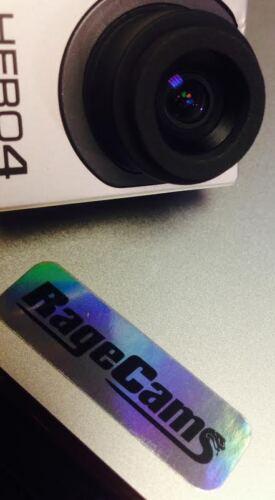 NEW 4.2MM FLAT LENS 10MP FPV RECTILINEAR FOR GOPRO HD HERO3 HERO3+HERO4 BLACK 4K
