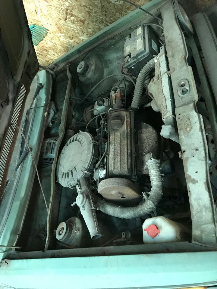 VW Golf I, 1,1, Benzin