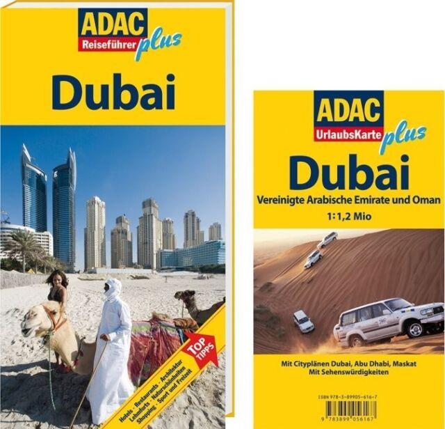 ADAC Reiseführer plus Dubai von Elisabeth Schnurrer (2011, Taschenbuch)