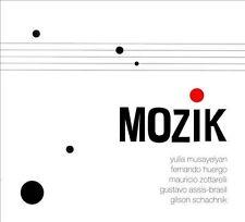 Mozik [Digipak] by Mozik (CD, Jan-2011)