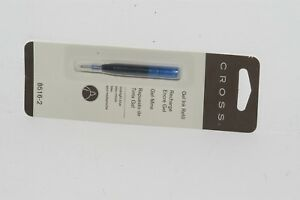 Cross Ion and Matrix Gel Ink Refill, Midnight Blue, 1 Per Card 8516-2