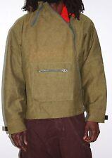 Jacke mit Kapuze m. Fleece gefüttert_hooded Jacket_Nepal; Goa, Dreadlocks