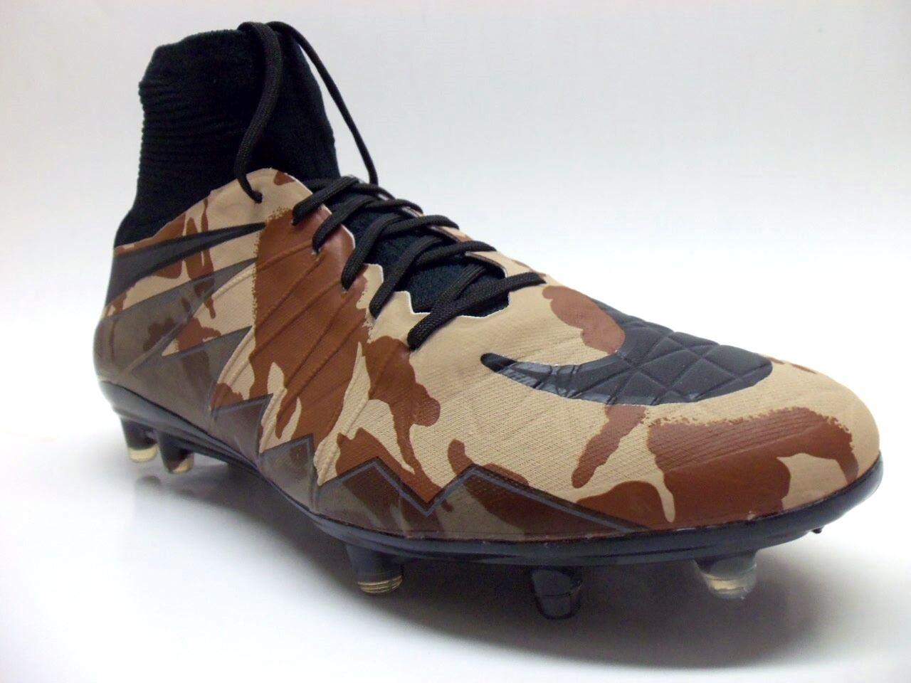 b443381e6dafae Nike Hypervenom Phantom II SE FG 835367-200 Camo Soccer Cleats Sz 11 ...