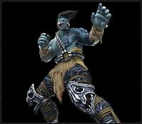 Killer Instinct 6 Collectible Figure Limited Edition Shadow Jago Video Game