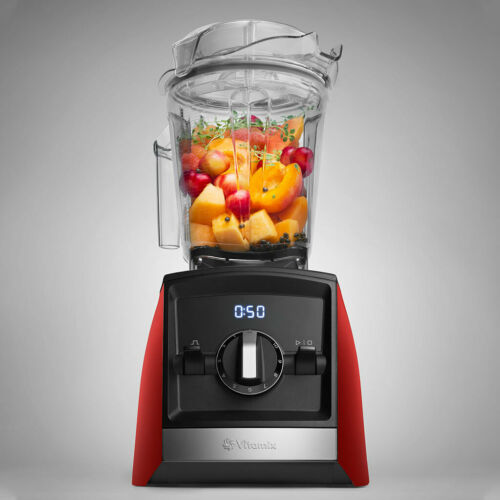 Vitamix A2300i Ascent Series Smart Mixer Rot  uGTra