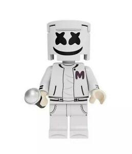 EDM Marshmello Custom MiniFigures