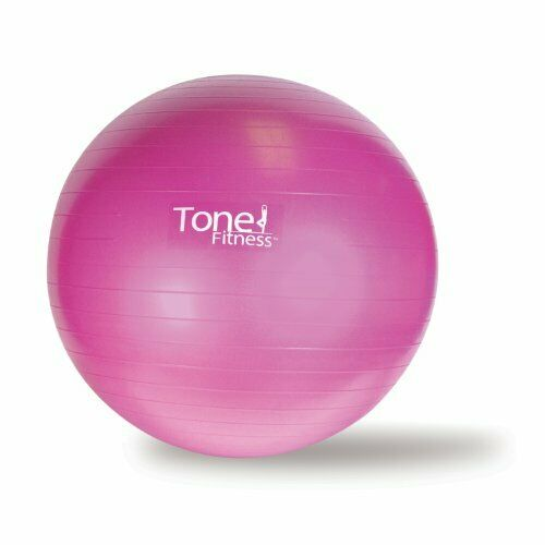Exercise BallExercise Equipment Tone Fitness Stability Ball