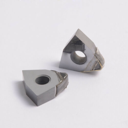 2* WNMG080408 PCD carbide inserts for steel Polycrystalline turning inserts WNMG