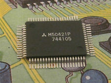 M50421P  CD  Player Digital Signal  Processor  QFP80  MITSUBISHI