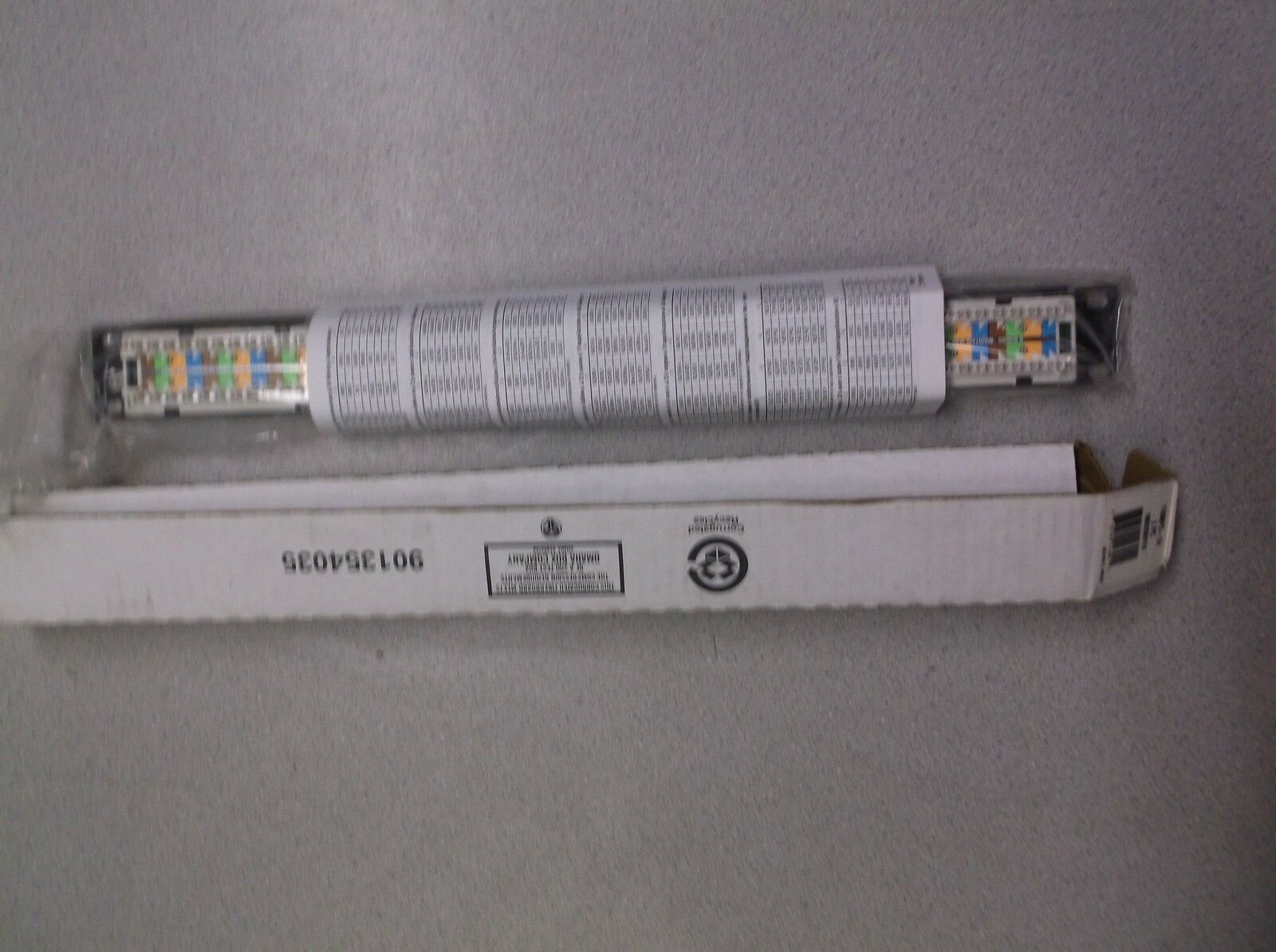 Commscope Systimax 1100ps 24 Modular Jack Rack Panel 108208919 Ebay Wiring Block Norton Secured Powered By Verisign