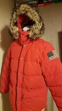 DENIM & SUPPLY by RALPH LAUREN Man's Down Jacket Size: L/XL VERY GOOD Condition