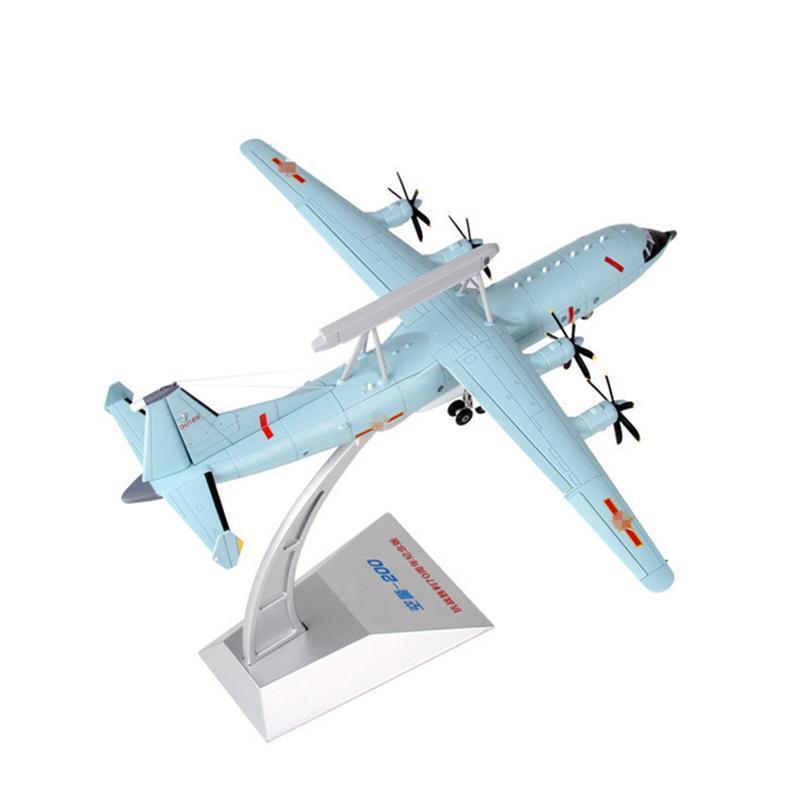 Modelo de metal estática Fighter Colección Regalo KJ200 AWACS avión aeronave 1 100