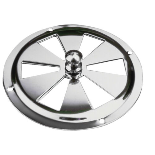 """Sea-Dog 331440-1 Stainless Steel Butterfly Vent Center Knob 4/"""""""