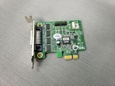 2CM8203 SIIG CyberSerial JJ-E20011-S3 2-Port Multiport Serial Adapter