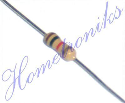Ausdrucksvoll 22k Ohm 0.125 Watt Carbon Film Resistor - Pack Of 100 Hochglanzpoliert