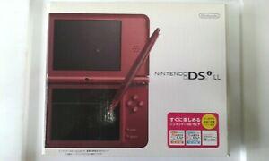 Nintendo-DSi-LL-Wine-Red-Console-JP
