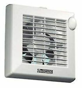 Vortice punto 6 axial extractor fan pull cord kitchen - Solar powered extractor fan bathroom ...