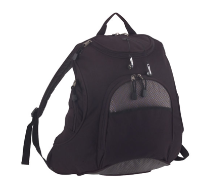 "Big Large Backpack Rucksack Work School Travel Bag Padded Straps 11x16"" Clothing, Shoes & Accessories"