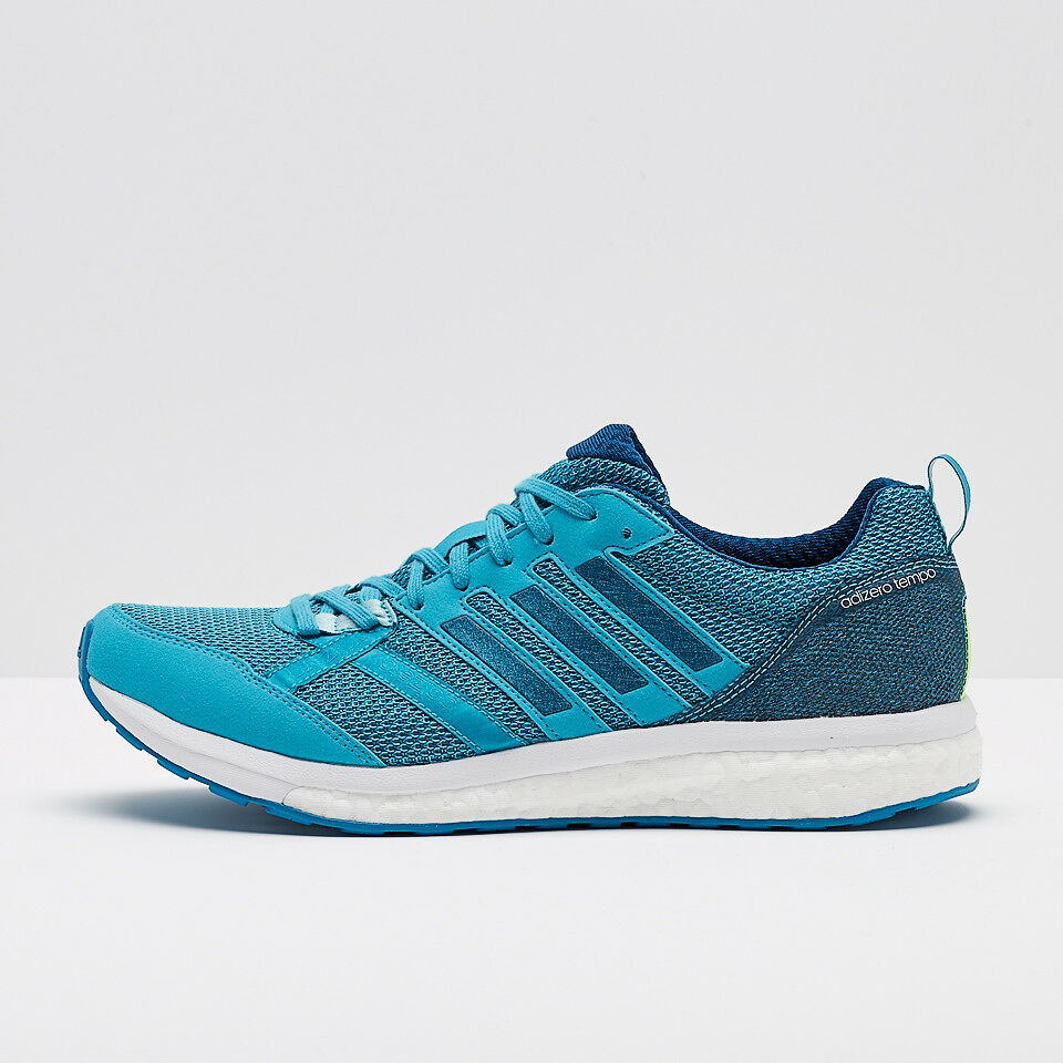 Adidas Performance 9 Men's adizero Tempo 9 Performance Boost Running Shoes Size 9 us BA8236 aa0461