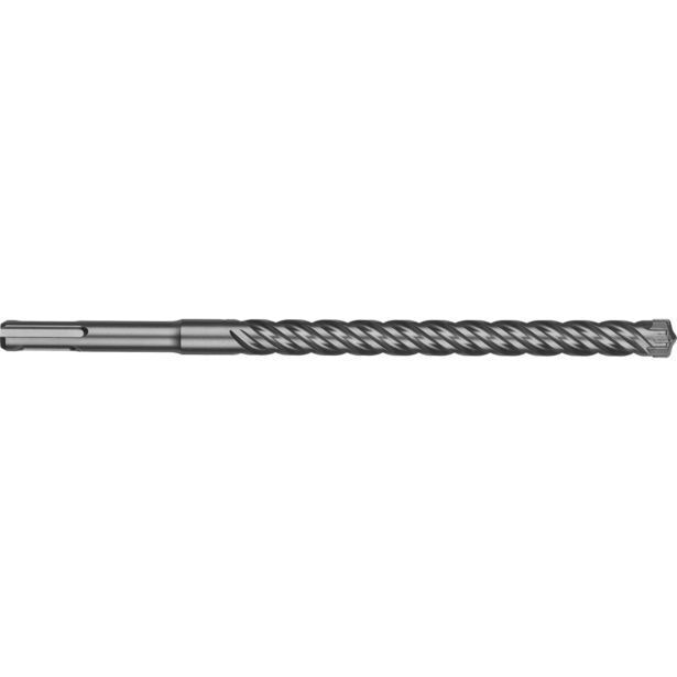 Milwaukee SDS+ TCT HAMMER DRILL BIT 4-Spiral Flute Design- 12x450mm Or 16x210mm